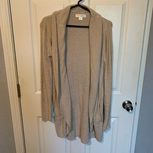 NWOT Barefoot dreams cardigan